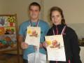Okresná súťaž v aranžovaní 12.10.2012